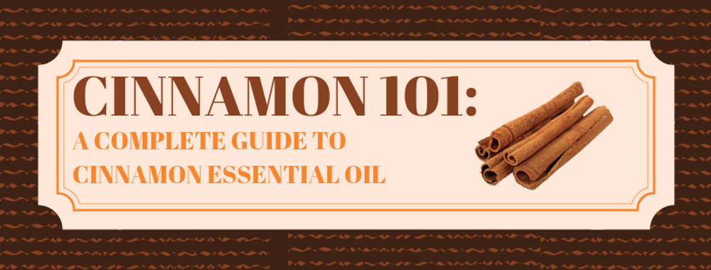 Cinnamon Oil, Whats the difference?