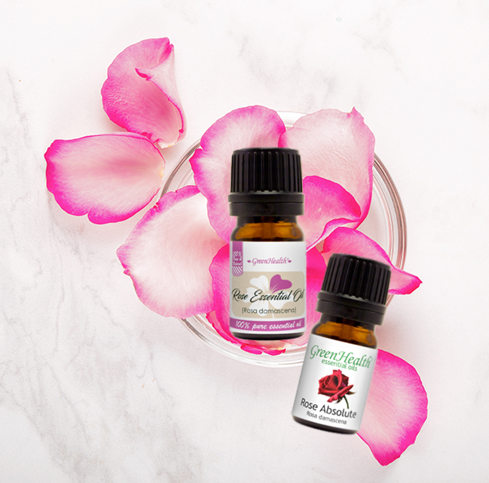 What's the Difference Between Absolutes and Essential Oils?