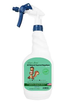 Virginia Aromas Natural Squirrel Repellent (32 fl oz Ready-to-use spray)