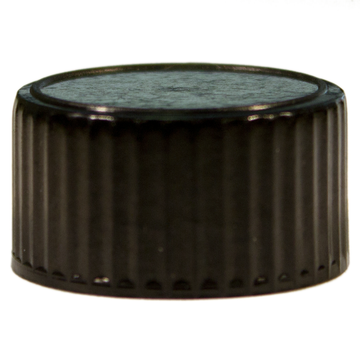 2 fl oz Amber Glass Bottle w/ Phenolic Cap - 240 Pcs/Case