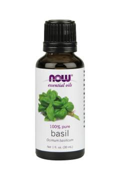 Now Foods Basil oil 1oz