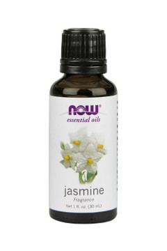 Now Foods Jasmine Fragrance oil 1oz (old lable)