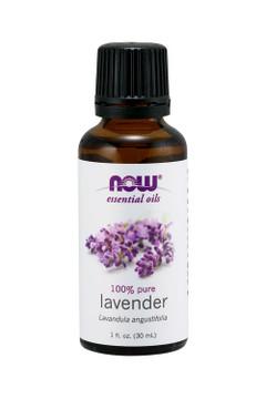 Now Foods Lavender oil 1oz 100% pure essential oil