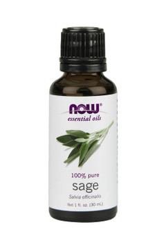 Now Foods Sage Oil 1oz