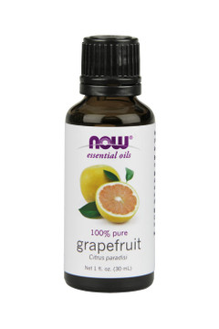 Now Foods Grapefruit oil 1oz 100% pure essential oil