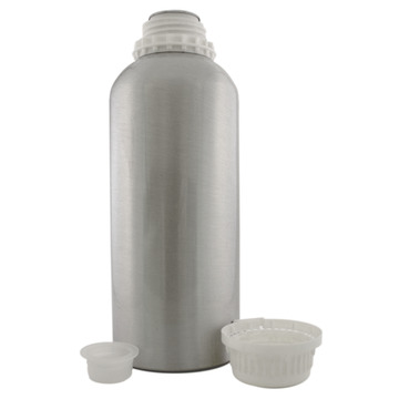 32 fl oz (1,200 mL) Aluminum Bottle with Plug and Cap