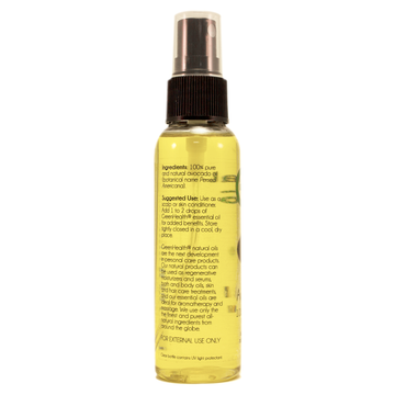 Avocado Skin Care Oil - 2 fl oz w/ Black Spray Cap