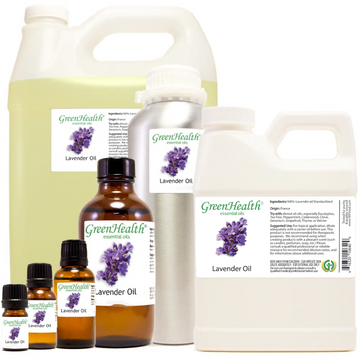Lavender Essential Oil (up to 5-gallon)