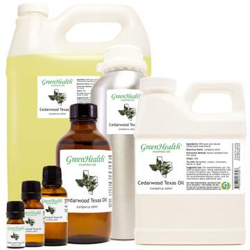 Cedarwood (Texas) Essential Oil
