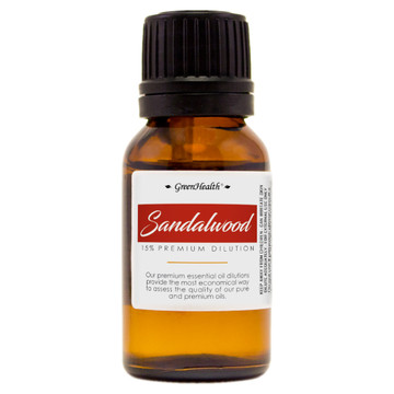 15 ml Sandalwood 15%