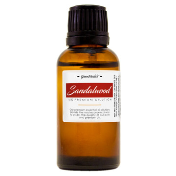 1 oz Sandalwood 15%