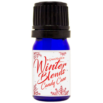 Green Health Winter Blends LIMITED EDITION Set (5ml) - Limit one set per customer