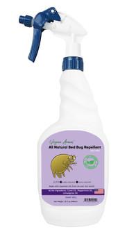 Virginia Aromas Natural Bed Bug Repellent (32 fl oz Ready-to-use spray)