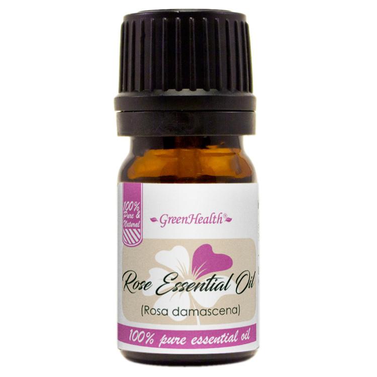 Rose (Otto) Essential Oil 100% - Bulgaria