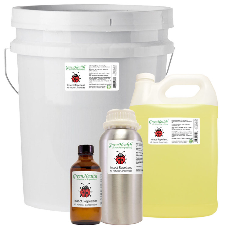 All Natural Insect Repellent Blend (Concentrate) 100% Essential Oil