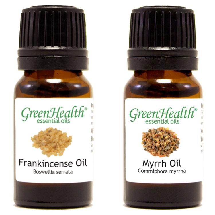 Christmas Essential Oil Gift Set (2 10ml Essential Oils)