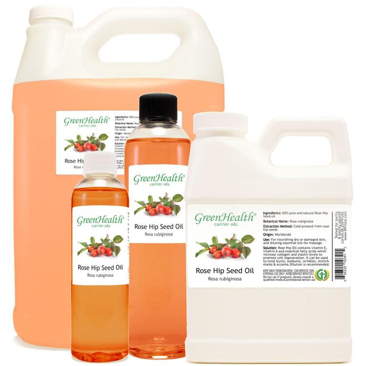 Rose Hip Seed Oil - Virgin