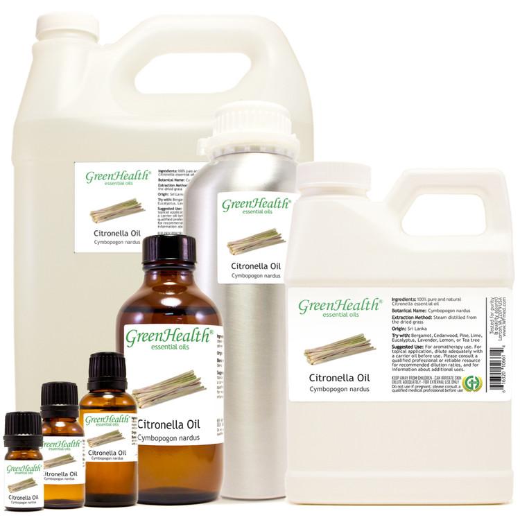 citronella oil cymbopogon nardus 5ml 10ml 15ml 1oz 2oz 4oz 8oz 16oz 32oz