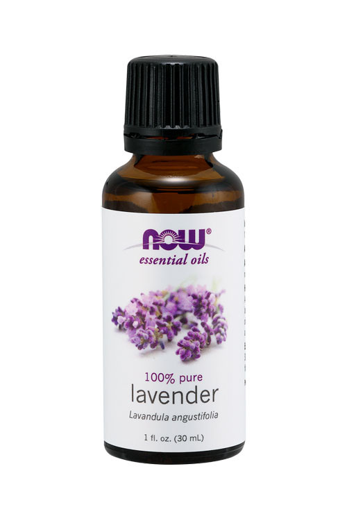 Now Foods Lavender oil 1oz 100% pure essential oil