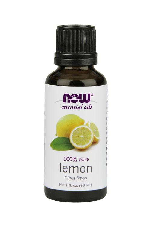 Now Foods Lemon oil 1oz 100% pure essential oil