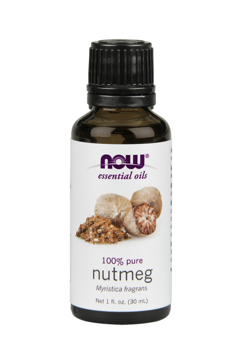 Now Foods nutmeg 1oz