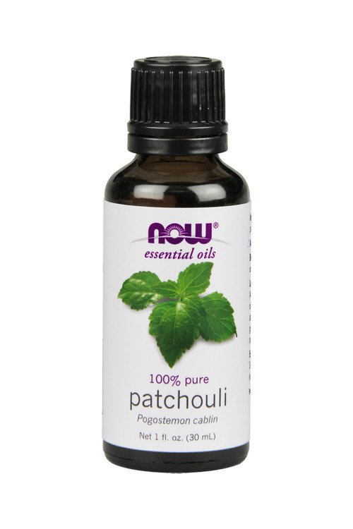 Now Foods Patchouli oil 1oz