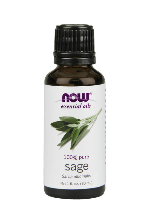 Now Foods Sage Oil 1oz