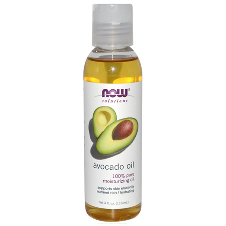 NOW Foods - Avocado Oil (Edible), 4 oz