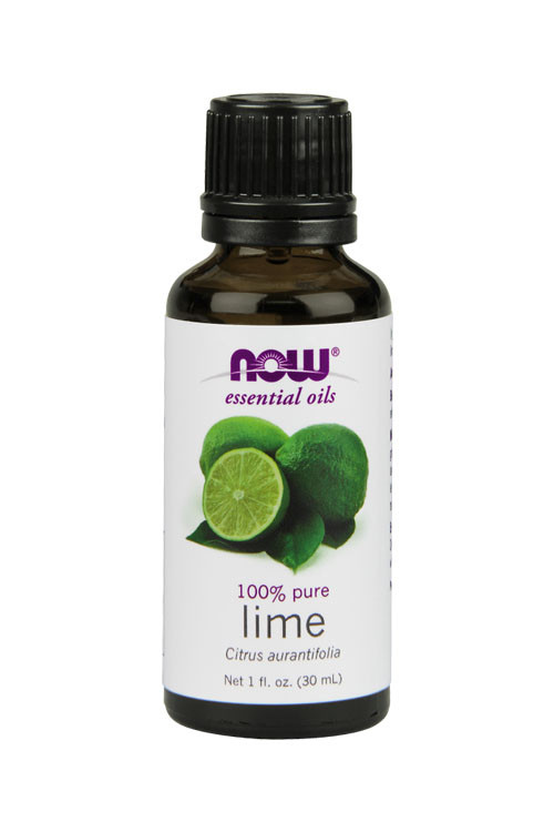 Now Foods Lime oil 1oz 100% pure essential oil