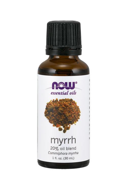 Now Foods Myrrh 20% Blend Oil 1oz
