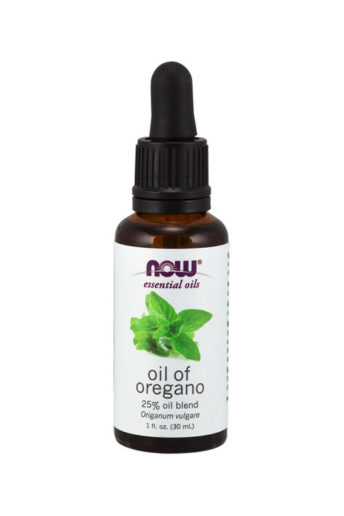 Now Foods Oil of Oregano 25% 1oz