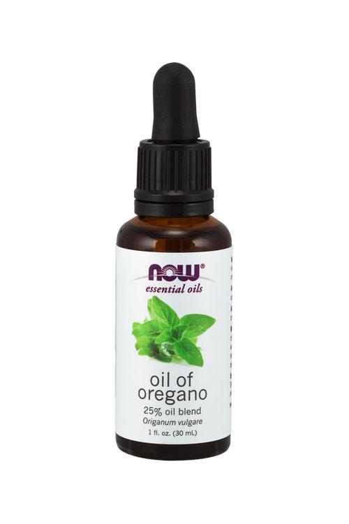 Now Foods Oil of Oregano 25% 1oz
