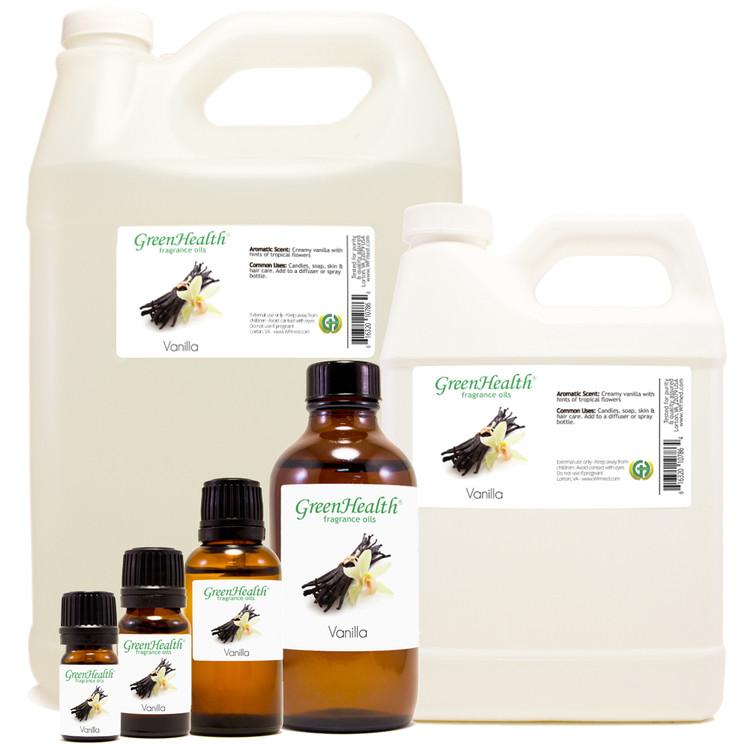 Vanilla Fragrance Oil 10ml 1oz 2oz 4oz 8oz 16oz 32oz