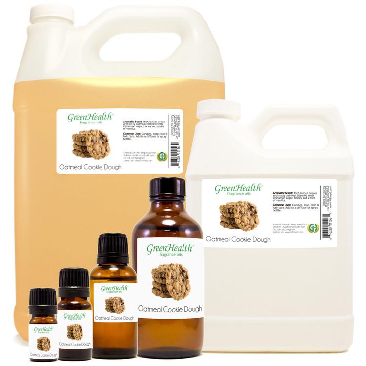 oatmeal cookie dough fragrance oil 10ml 1oz 2oz 4oz 8oz 16oz 32oz