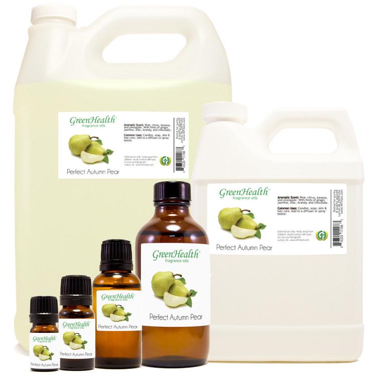 perfect autumn pear fragrance oil 10ml 1oz 2oz 4oz 8oz 16oz 32oz