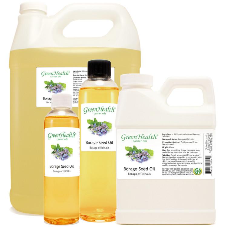 Borage Seed oil 1oz 2oz 4oz 8oz 16oz 32oz