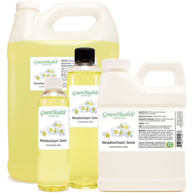 Meadowfoam Seed Oil 1oz 2oz 4oz 8oz 16oz 32oz