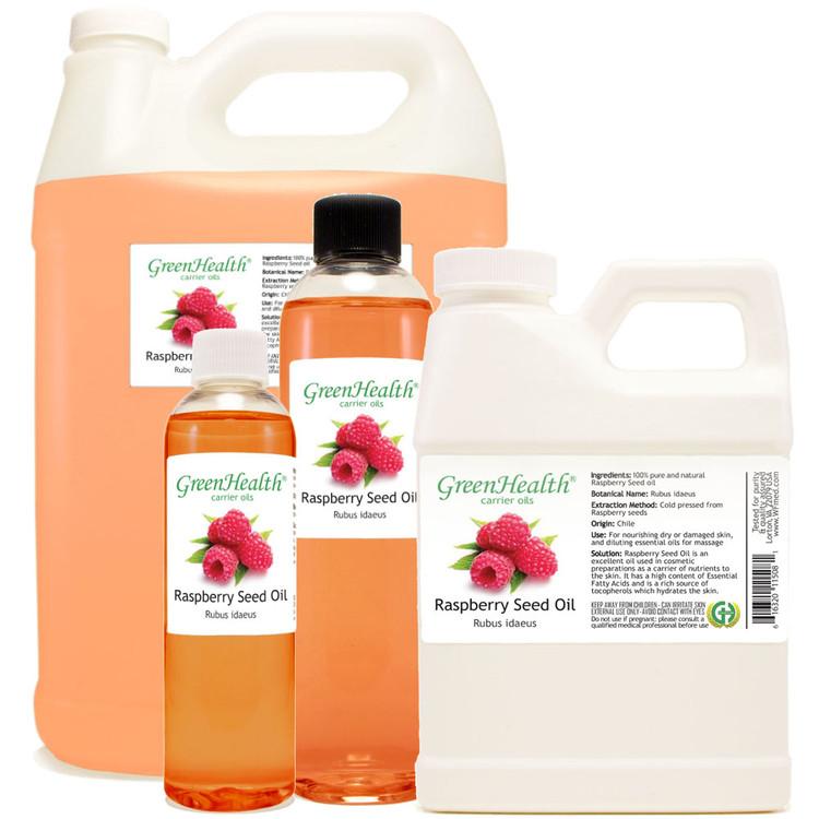 Raspberry Seed Oil 1oz 2oz 4oz 8oz 16oz 32oz