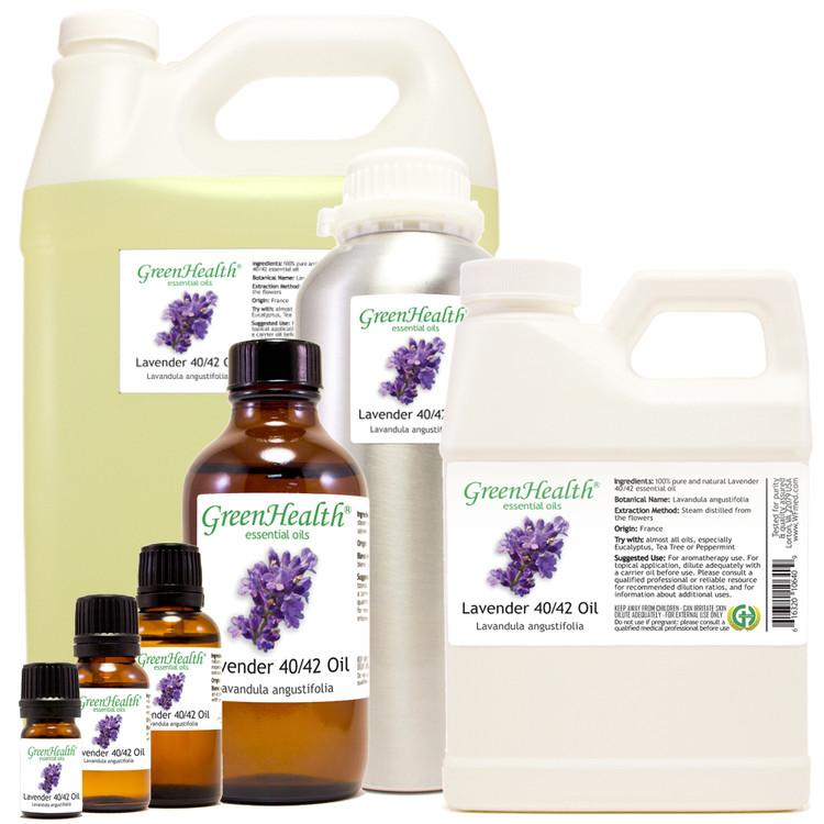 Lavender oil 40 42 5ml, 10ml, 15ml, 1oz, 2oz, 4oz, 8oz, 16oz, 32oz