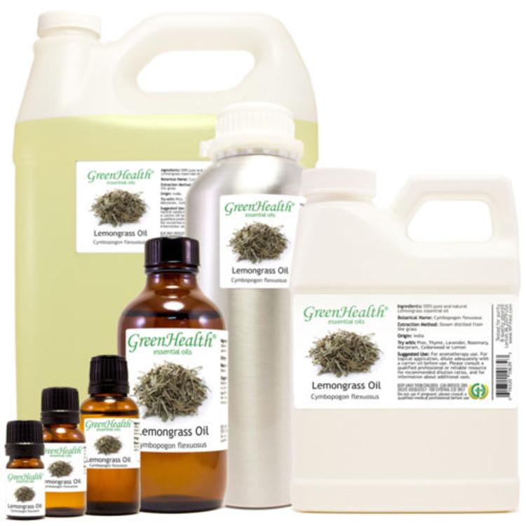 Lemongrass essential oil 5ml, 10ml, 15ml, 1oz, 2oz, 4oz, 8oz, 16oz, 32oz