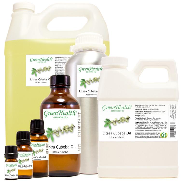 100% pure litsea cubeba oil litsea cubeba