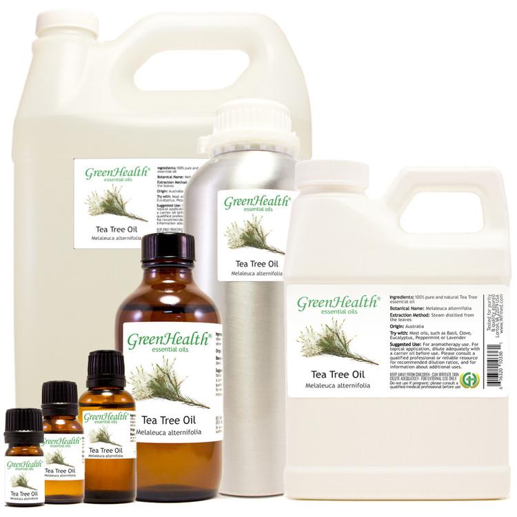 100% pure tea tree oil melaleuca alternifolia