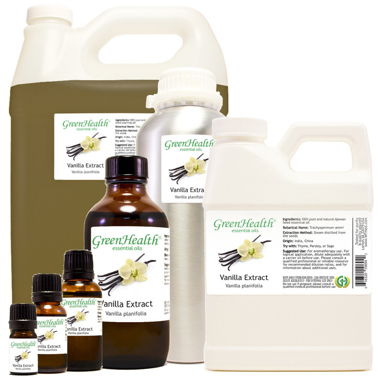 vanilla extract vanilla planifolia