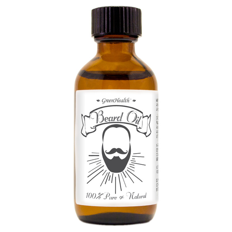 2 oz Beard Oil GreenHealth