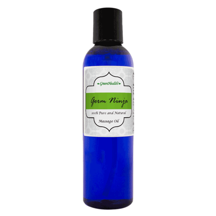 4oz Germ Ninja Massage