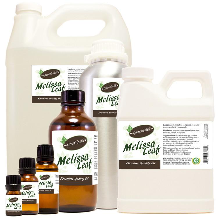Melissa Leaf Oil