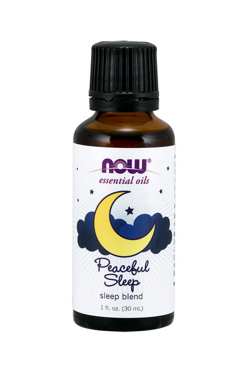 Now Foods Peaceful Sleep Oil 1oz