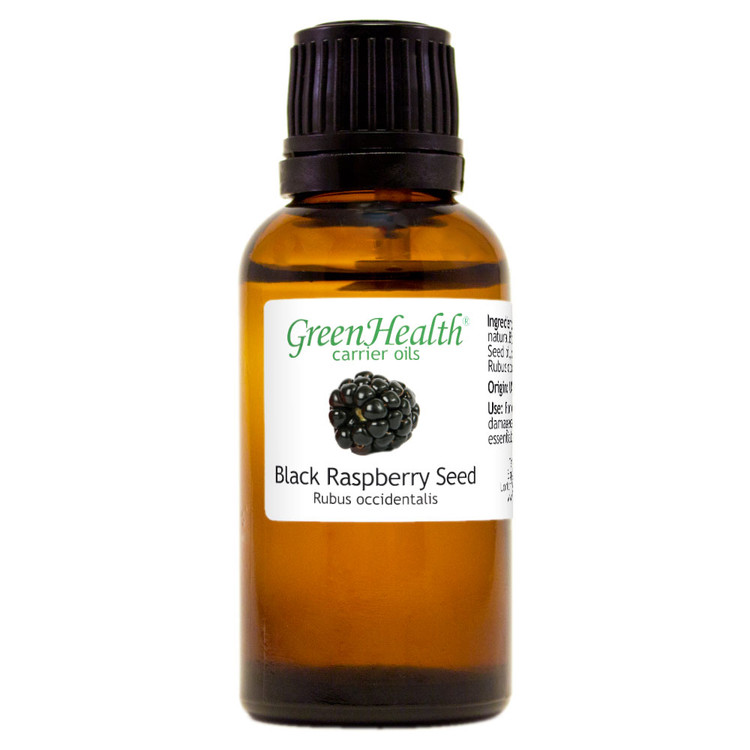Black Raspberry Seed Carrier Oil