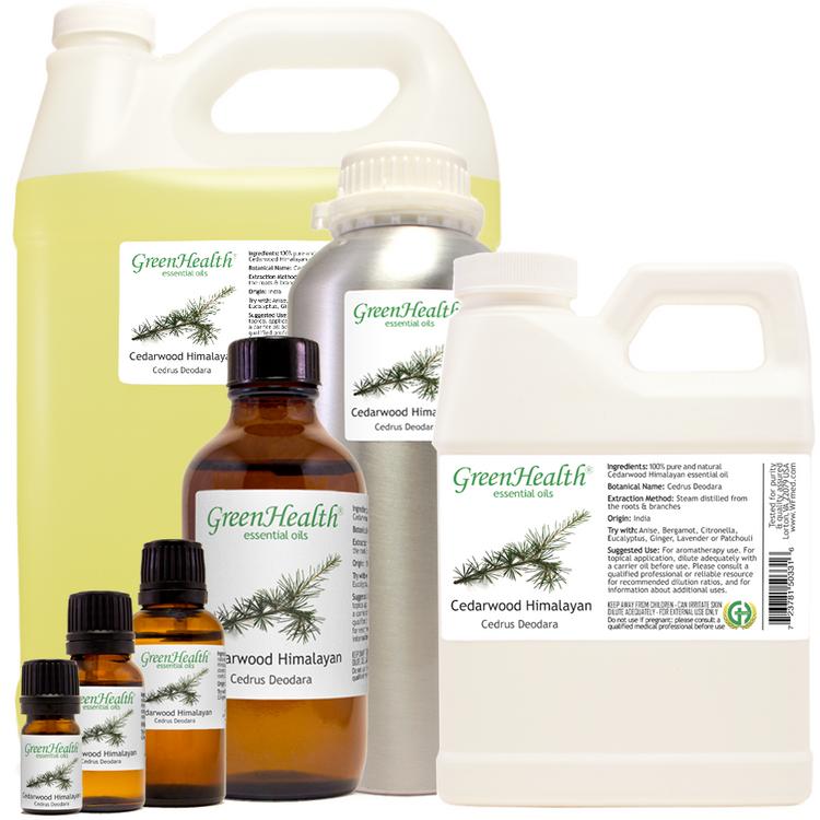 Cedarwood Himalayan Essential Oil (up to 5-Gallon)