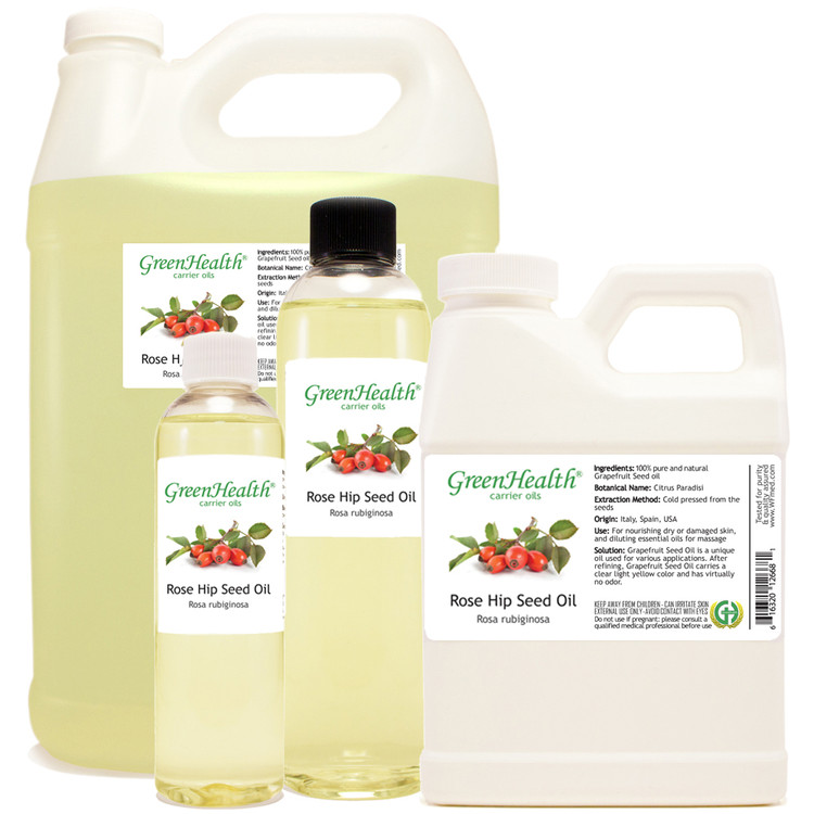 Rose Hip Seed Oil - Refined